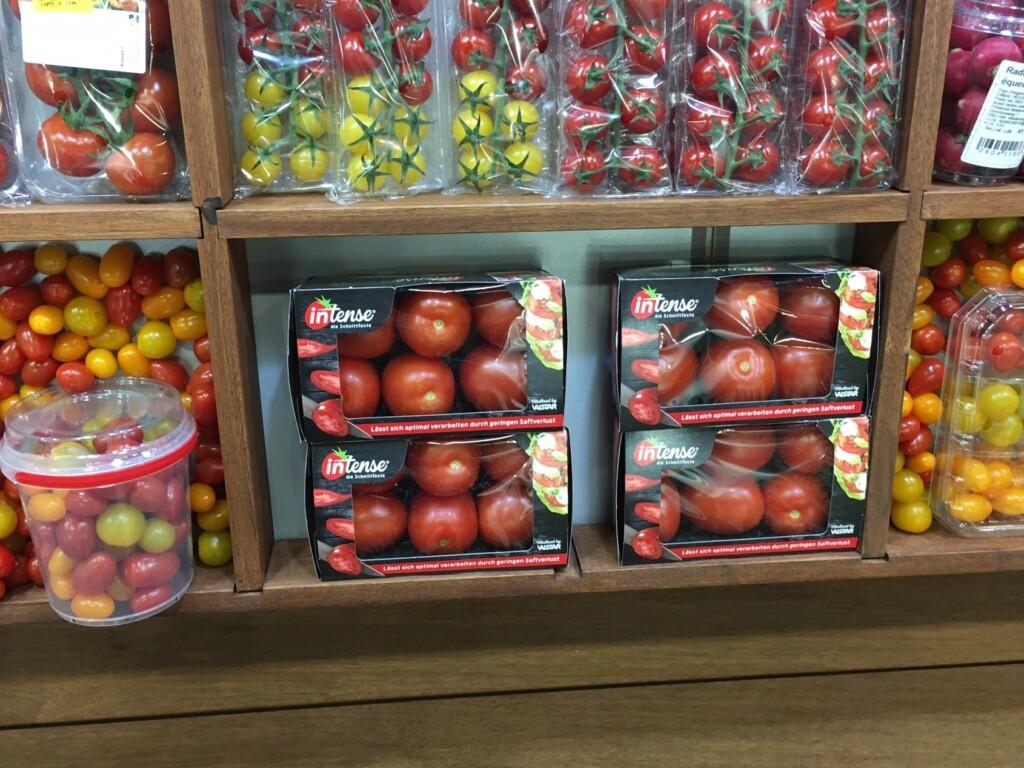 Tomatenbakjes vouwkarton