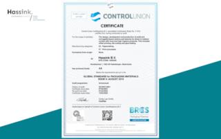 BRC-Certificaat nieuws